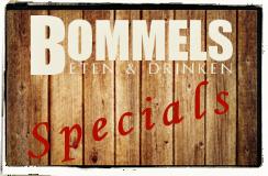 "Bommels weekmenu ""specials"""